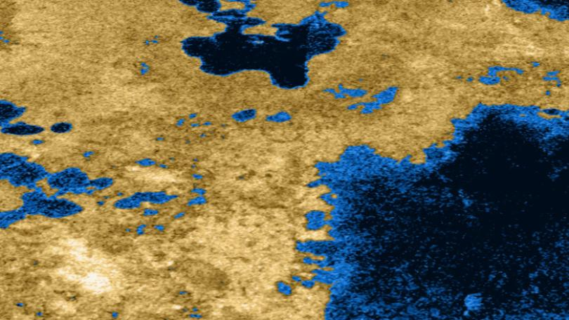 15 Creepy But Spectacular Shots of Saturn's Moon Titan