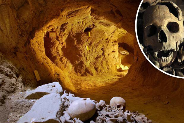 2,000-year-old Underground City Discovered By Scientists-what It Contains Is Terrifying