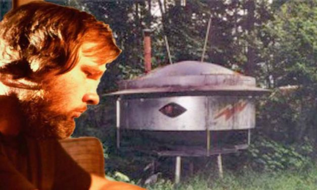 Alien abduction? Unsolved mystery of man 'who disappeared into space' after building UFO