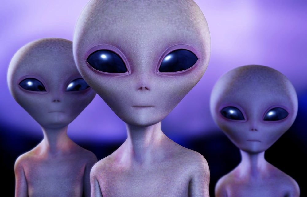 Are we looking hard enough for aliens? Astronomer says no