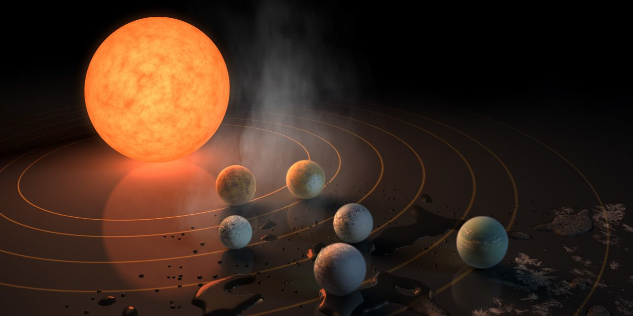 Astronomers Say We'll Probably Find Life Orbiting a Dwarf Star