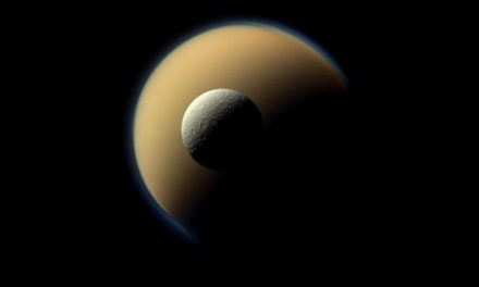 Cassini Edges Closer to Titan Ahead of Fiery Demise