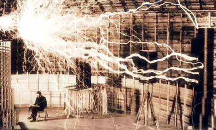 Could Tesla's 'Free Energy' Concept Be Powering UFOs?
