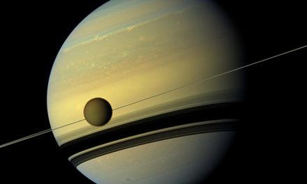 Decoding the mysterious 'magic islands' on Saturn's moon