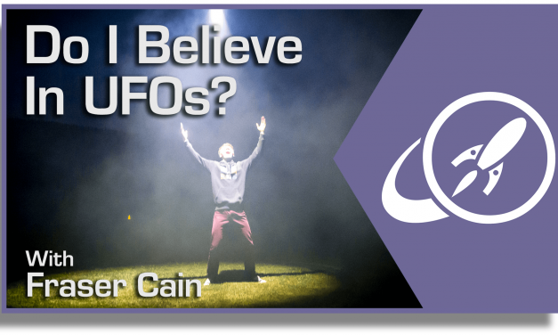 Do I Believe in UFOs?