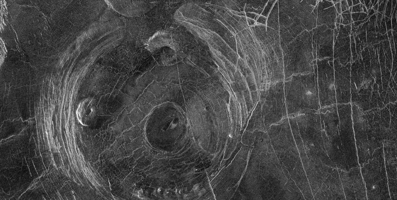Mysteries of Crown-like Structures on Venus' Surface Unveiled in New Study