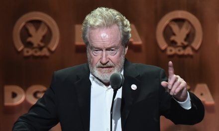 Ridley Scott Advises You to Run Like Hell When Alien Invaders Inevitably Descend