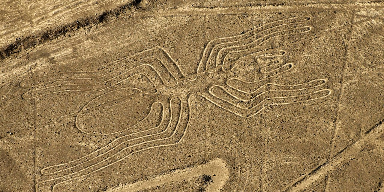 Satellite Images Revealed the Secret Meaning of These Ancient Desert Spirals – Motherboard