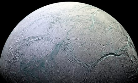 Saturn's Enceladus Has The Basic Ingredients For Life