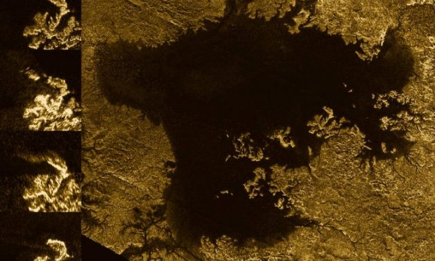 Why Are Moon Titan's Large Islands Disappearing And Later Re-Appearing?