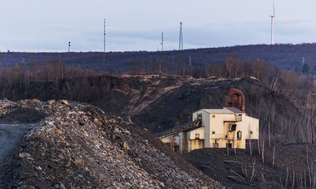 Worthless mining waste could suck CO₂ out of the atmosphere and reverse emissions