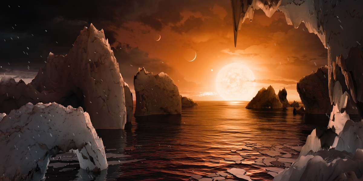 Alien Life Could Jump Between These Planets