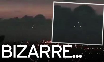 Aliens in Newcastle? UFOs filmed hovering over the North East decades after Roswell mystery first gripped the world