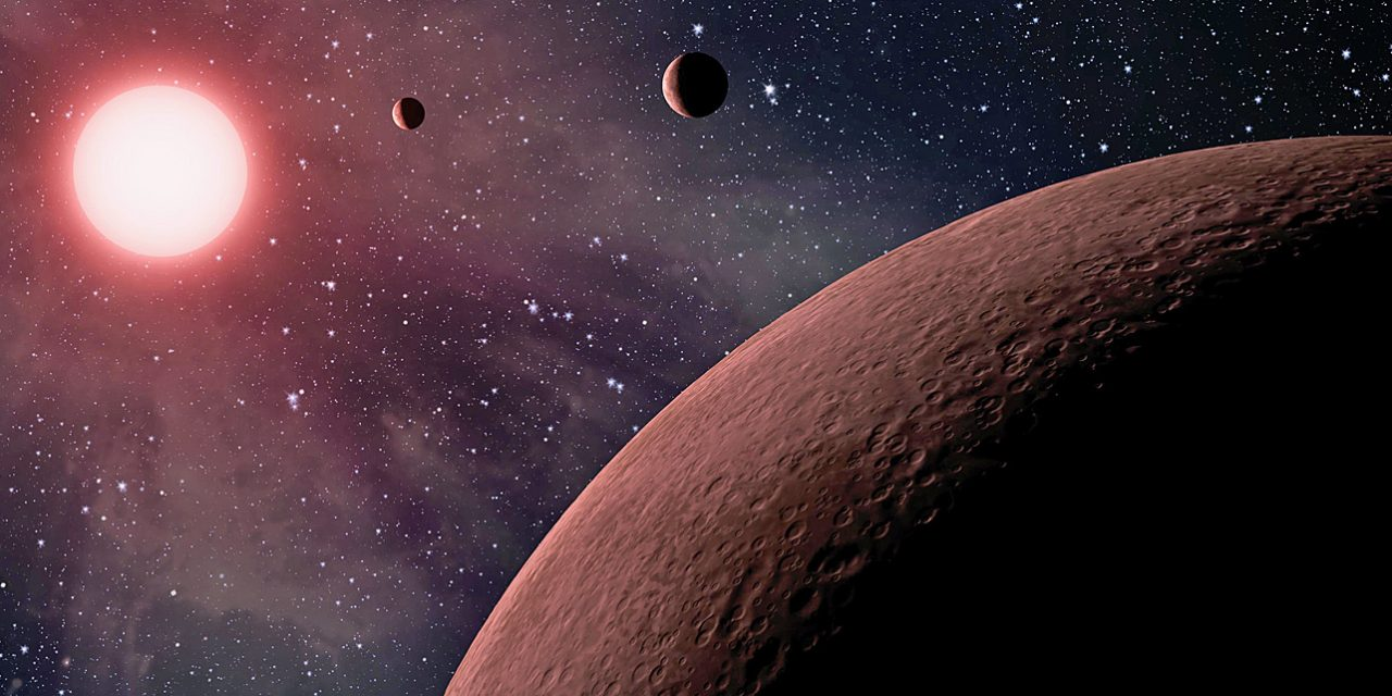 NASA just found 10 new Earth-like planets