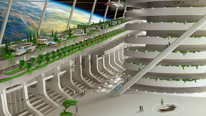 The First 'Space Nation' Wants You To Live On Their Space Station