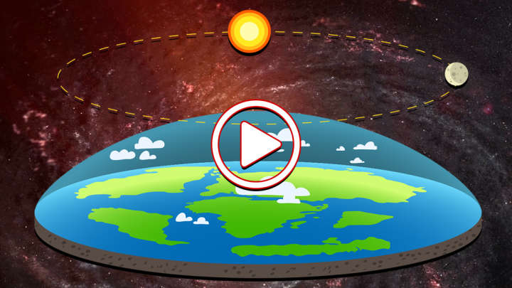 This Video Shows Some Of The Completely Serious 'Evidence' That Some People Believe Proves The Earth Is Flat