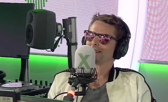 A Brief History of Matt Bellamy's Brushes with Conspiracy Theories