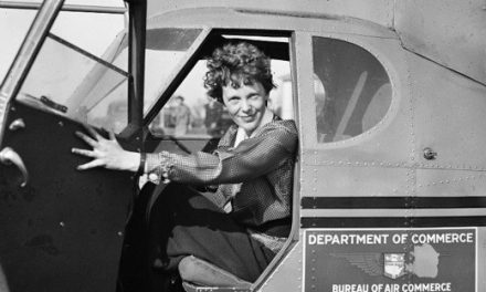 Airdate: Amelia Earhart: The Lost Evidence