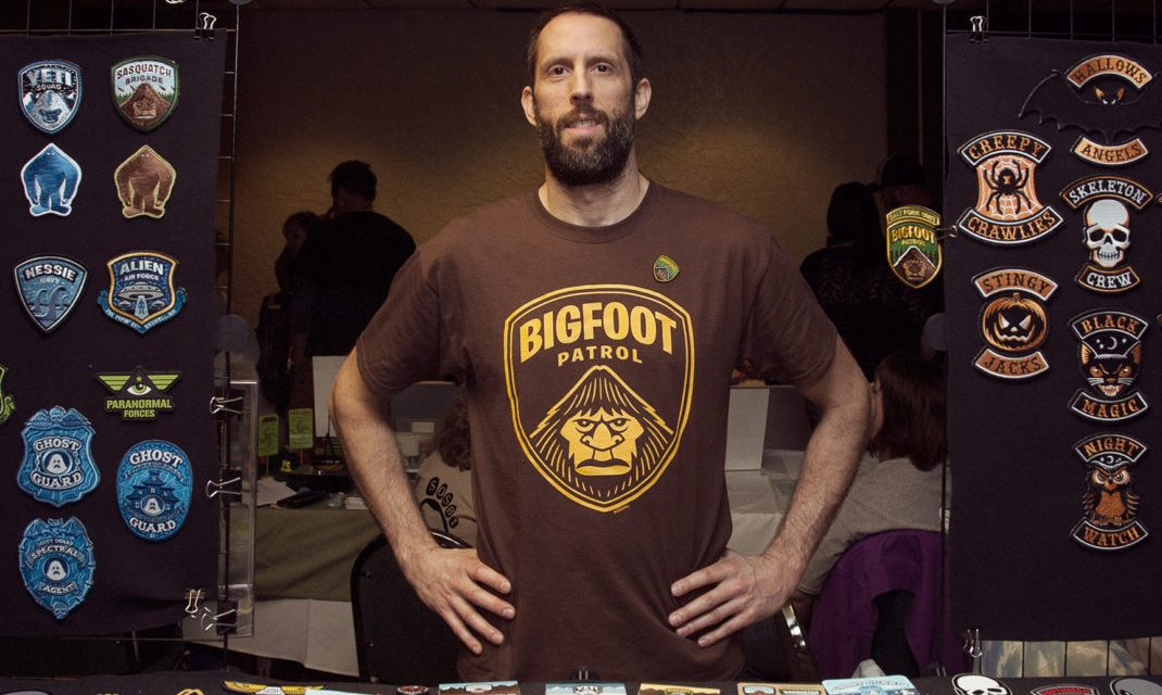 Meet the super-serious Sasquatch chasers of America's premier Bigfoot conference