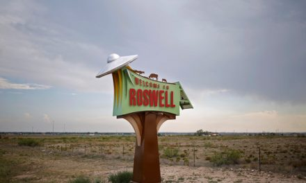 Roswell's Mysteries Are Life's Mysteries