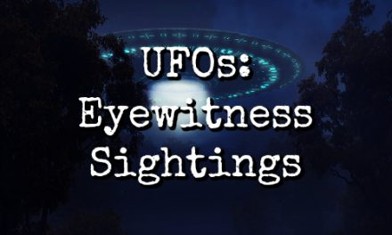 UFOs: Eyewitness Sightings
