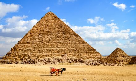 Ancient Egypt: Secret Room discovered in Great Pyramid