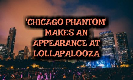 'Chicago Phantom' Makes an Appearance at Lollapalooza