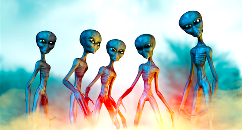 China offering more than $1 million to hunt aliens