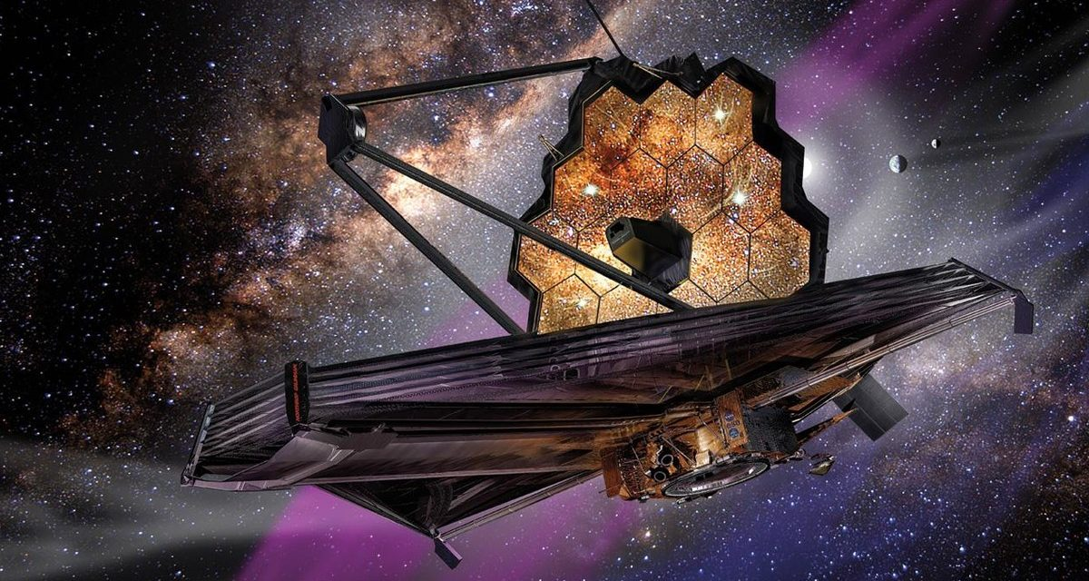 How NASA's hugest telescope ever could seek out life on a nearby exoplanet