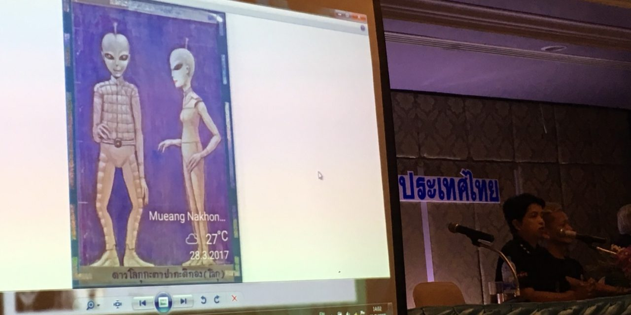 I Went to a Bangkok Hotel to Hear an Apocalyptic Alien Prophecy
