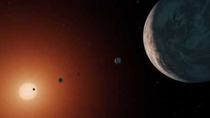 If Aliens Inhabit TRAPPIST-1's Exoplanets, They're Incredibly Ancient And 'Hardy'