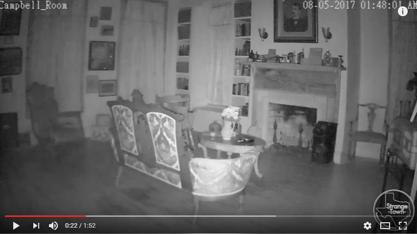Paranormal activity? 'Black mist' captured in Magnolia Hotel video