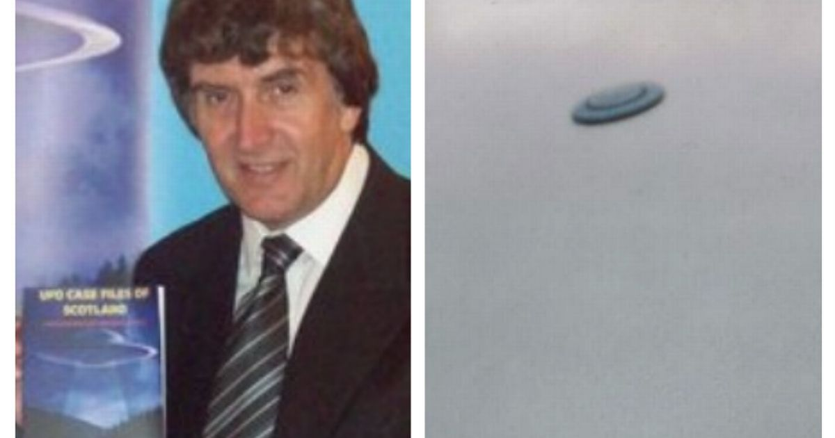 Scotland an alien nation as expert reveals over 1000 UFO sightings a year