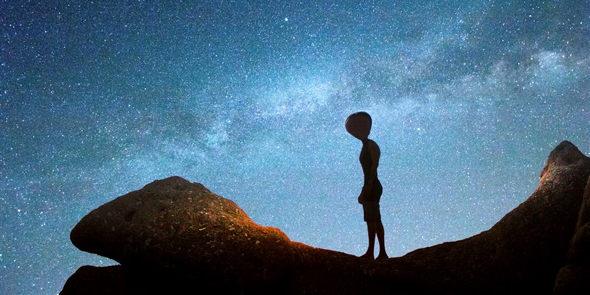 Should We Be Looking for Space Aliens a Bit Closer to Home?