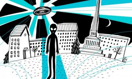 Spaced-out in the Soviet Union: 3 UFO stories from Russia