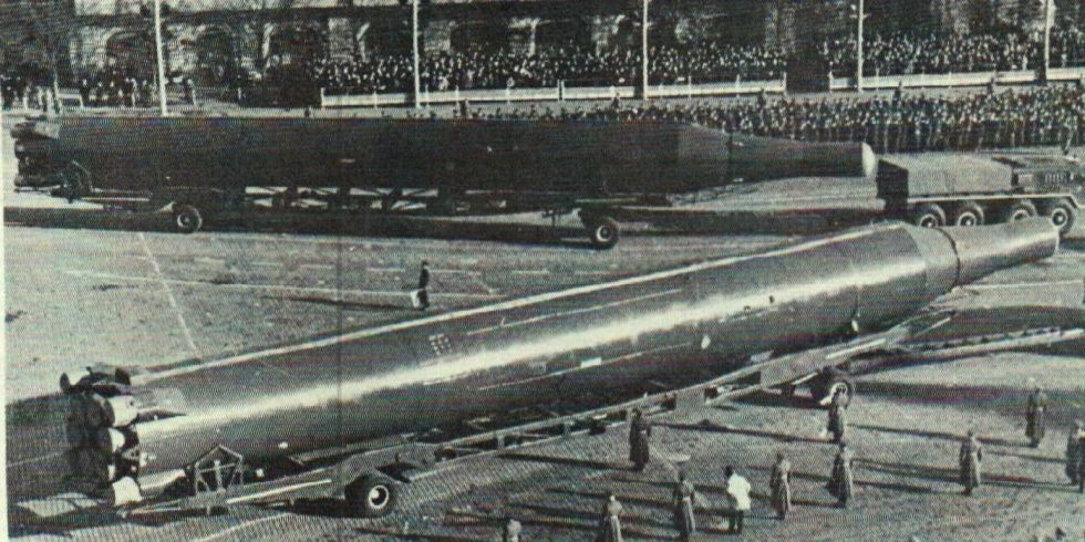 The Secret Soviet Space Weapon Mistaken for a UFO