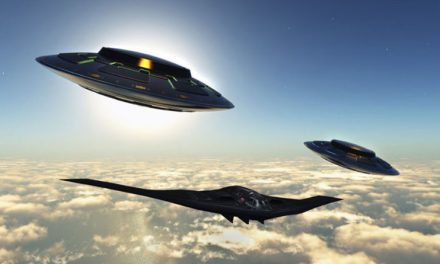 UFO CLAIM: Air Force commander speaks out about his 'ALIEN experience'