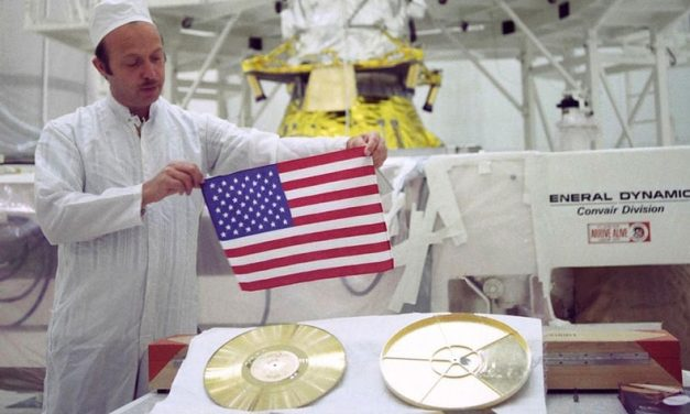 Voyager Golden Records 40 Years Later: Real Audience Was Always Here on Earth