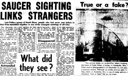 50th anniversary of world's biggest UFO hoax