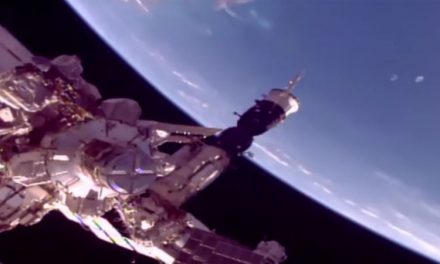 Conspiracy theorists now link aliens to International Space Station [VIDEO]