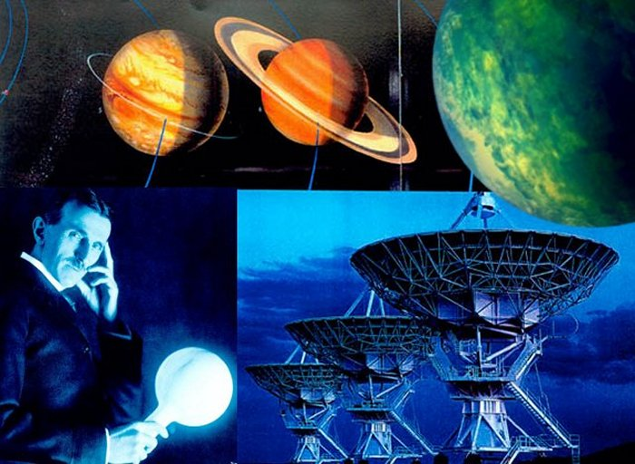 Did Nikola Tesla Detect Signals From Another Civilization?