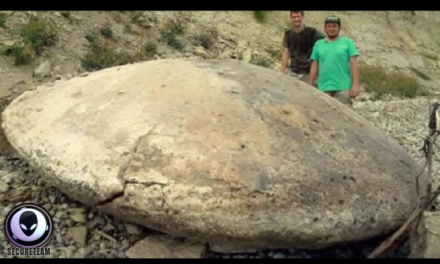 'Flying saucers' discovered in Russia are believed to have alien remains [VIDEO]