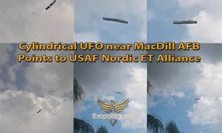 MacDill chuckling as UFO website reports 'flying triangles' at base: Howard Altman
