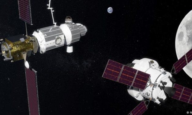 Moon station 'Deep Space Gateway' to be built by Russia and US