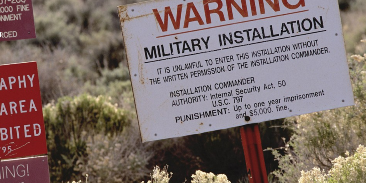 Mystery In The Desert: The Shadow Of Area 51