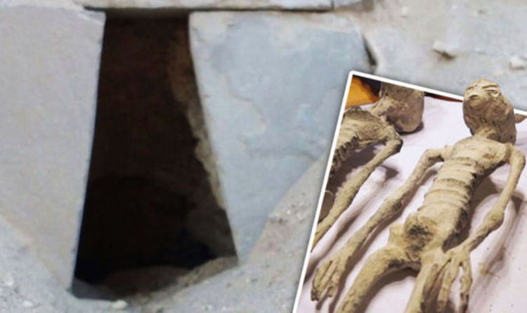 NAZCA TOMB: DNA results are in on the 'mummified aliens'… and they are REAL beings