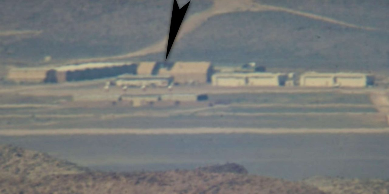 New Video Provides Up To Date Views Of Area 51