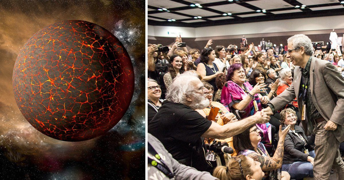 Nibiru skeptic threatened after hidden Planet X failed to destroy Earth