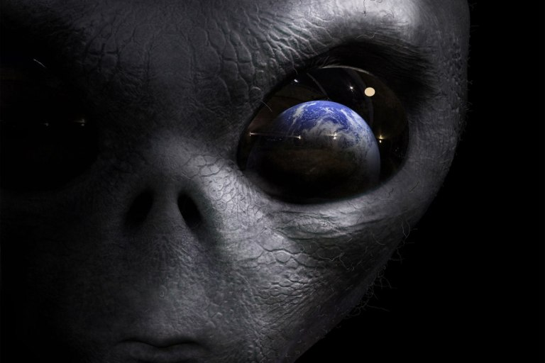 Nuclear Scientist Confirms: Aliens Are Here And Ready To Remove Us If They Have To