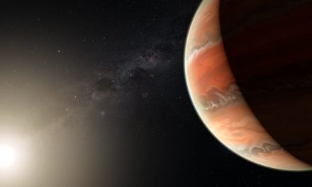 "Scientists have discovered an alien planet that has ""titanium skies"""
